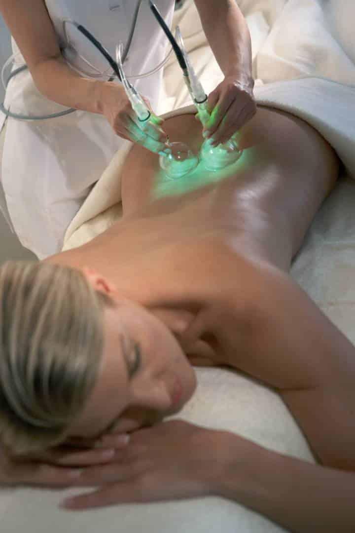 massage amincissant et relaxant pour le corps