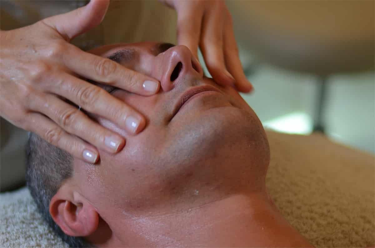 soins visage pour hommes