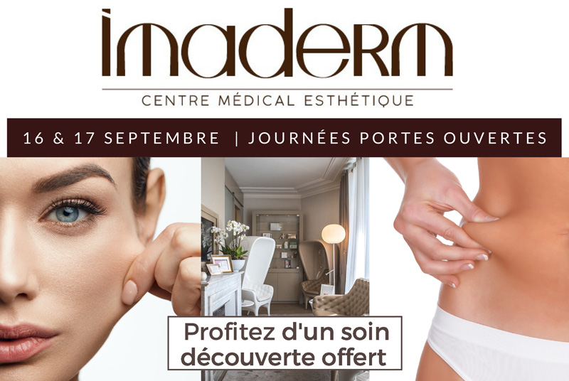 Imaderm centre medical esthetique - JPO 2019