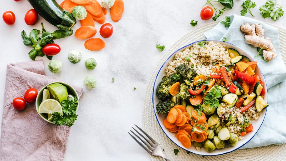 Vous êtes végétarien, végétalien ou vegan atelier Imaderm Geneve avec Tessa