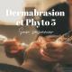 Soin dermabrasion et phyto 5 qui utilise des ventouses biodrainantes